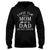 I Have Two Titles Mom And Dad Single Parents EZ66 0504 Hoodie - Hyperfavor