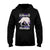 If You Kick Me White Wolf EZ02 3108 Hoodie - Hyperfavor