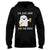 I'm Just Here For The Boos Halloween EZ05 1409 Hoodie - Hyperfavor