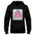In A World Where You Can Be Anything Breast Cancer Awareness EZ24 3112 Hoodie - Hyperfavor