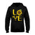 Love Axe Throwing Sunflower EZ06 2608 Hoodie