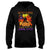 Multiple Sclerosis Messed With The Wrong Witch EZ15 1409 Hoodie