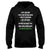My Feeling Scoliosis Awareness EZ20 3012 Hoodie