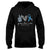 Peace Love Cure Diabetes Awareness EZ03 0709 Hoodie - Hyperfavor