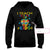 Personalized I Teach Ausome Kid EZ14 1609 Custom Hoodie