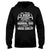 Rock Climbing Dad Much Cooler EZ02 0610 Hoodie