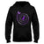 The Strongest People Are Not Those Who Show Strength In Font Of Us Pancreatic Cancer Awareness EZ24 2912 Hoodie