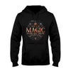 There No Magic Halloween EZ19 2808 Hoodie - Hyperfavor