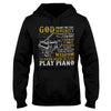 Vintage Music Sheet Piano EZ05 1609 Hoodie - Hyperfavor