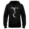 Witch Wicca Blessed Be Rose Moon EZ20 1409 Hoodie - Hyperfavor