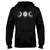 Witch Wicca The Moon And Crystals EZ20 2409 Hoodie