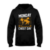Workout Monday International Chest Day EZ20 2808 Hoodie - Hyperfavor