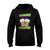 Zombie Before Coffee EZ14 2808 Hoodie