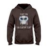 You Fluffin Fluff Cute Owl EZ02 2808 Hoodie - Hyperfavor