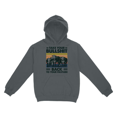 Back To Your Pascture EZ03 0804 Hoodie - Hyperfavor
