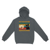 Best Black Cat Mom Ever EZ03 2703 Hoodie - Hyperfavor