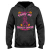 Halloween Nothing Can Scare Me Im A Breast Cancer Warrior EZ20 0709 Hoodie - Hyperfavor