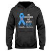 In November We Wear Blue Diabetes Awareness EZ03 0709 Hoodie - Hyperfavor