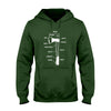 Axe Throwing Anatomy EZ06 2008 Hoodie - Hyperfavor
