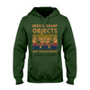 Funny Beer And Sharp Objects Axe Throwing Vinage EZ06 2608 Hoodie - Hyperfavor