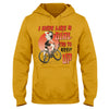 I Ride Like A Girl Try To Keep Up EZ08 1809 Hoodie - Hyperfavor