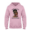 Just A Girl Who Loves Books B EZ03 2908 Hoodie - Hyperfavor