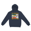 Best Yorkshire Mom Ever Vintage EZ03 2703 Hoodie - Hyperfavor