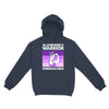 Alzheimer's Awareness Warrior Unbreakable Retro 02 EZ01 Hoodie - Hyperfavor