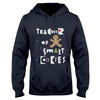 Teacher Of Smart Cookies EZ14 0610 Hoodie - Hyperfavor
