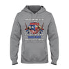 Let Them Go Through Texas First EZ12 2708 Hoodie - Hyperfavor