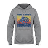 Mountain Bike Retro That Is How I Social Distance Ver A EZ07 2908 Hoodie - Hyperfavor
