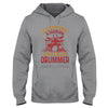 Never Underestimate A Grandpa Who Is Also A Drummer EZ23 0901 Hoodie - Hyperfavor