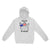 Best Effin Cat Mom Ever EZ03 2803 Hoodie