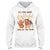 Bulldog Most Wonderful Time Of Year EZ01 1009 Hoodie
