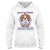Give Me The Strength To Walk Away Yoga Dogs Beagles EZ24 0710 Hoodie