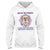 Give Me The Strength To Walk Away Yoga Dogs Labrador Retriever EZ24 0710 Hoodie