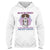 Give Me The Strength To Walk Away Yoga Dogs Pointers EZ24 0710 Hoodie