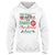 I Run On Coffee Chaos & Christmas Cheer EZ14 0810 Hoodie