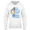In A World Full Of Princesses Be A Diabetes Warrior EZ16 1310 Hoodie - Hyperfavor