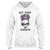 Not Today Dementia Awareness EZ24 3112 Hoodie