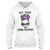 Not Today Eating Disorder Awareness EZ24 3112 Hoodie