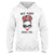 Not Today Sickle Cell Awareness EZ24 3112 Hoodie