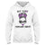Not Today Testicular Cancer Awareness EZ24 3112 Hoodie
