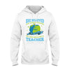 She Believed She Could Change The World So She Became A Teacher EZ14 2308 Hoodie - Hyperfavor