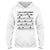 Sheet Cat Music 5 Steps To Greater Happiness EZ06 1809 Hoodie