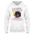 To My Daughter Black Girl Magic EZ15 2809 Hoodie - Hyperfavor