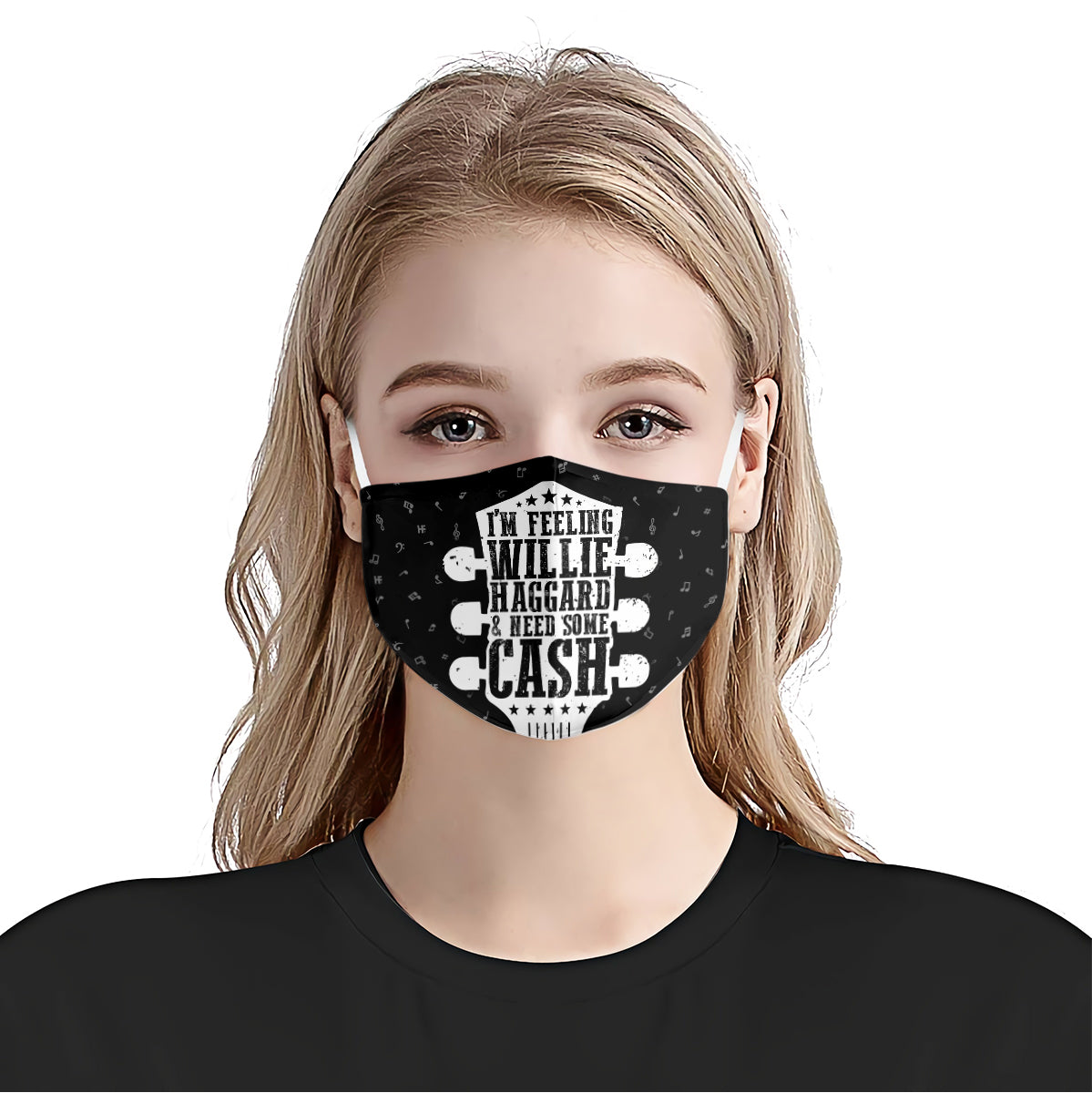 I'm Feeling Willie EZ03 0907 Face Mask - Hyperfavor