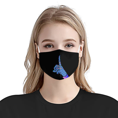 I'm Secretly A Mermaid 2 EZ07 1305 Face Mask - Hyperfavor