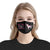 Just A Girl Who Loves Labrador Retrievers EZ07 2807 Face Mask - Hyperfavor