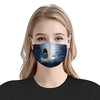 Just One More Chapter 02 EZ03 2905 Custom Face Mask - Hyperfavor